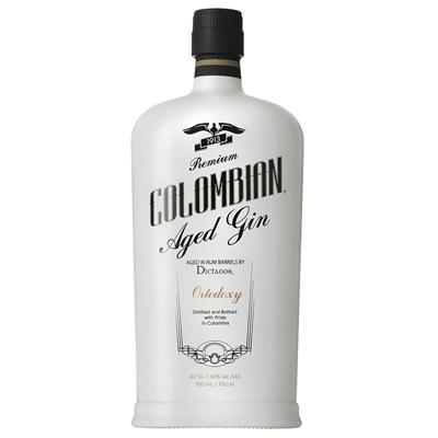 Colombian Ortodoxy Gin Singapore