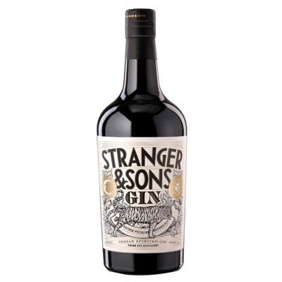 Stranger & Sons Gin Singapore