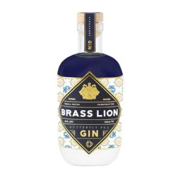 Brass Lion Singapore Butterfly Pea Gin 500ml