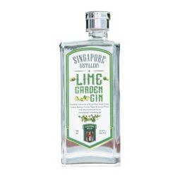 Singapore Distillery Lime Garden Gin