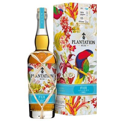 Plantation Fiji 2005 Vintage Limited Edition Rum