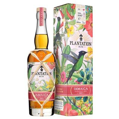 Plantation Jamaica 2003 Vintage Limited Edition Rum