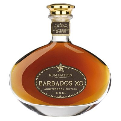 Rum Nation Barbados XO Anniversary Decanter