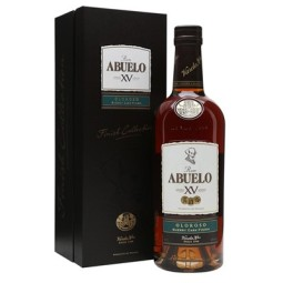 Ron Abuelo 15 yrs Oloroso (Sherry Cask) Singapore