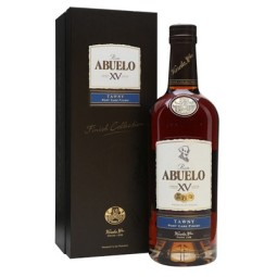 Ron Abuelo 15 yrs Tawny (Port Cask)