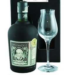 Delicious Diplomatico Exclusiva Rum Gift Set Singapore