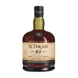 El Dorado Rum 15yrs Singapore