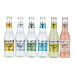 Fever Tree Tonic Water 330ml Can Singapore