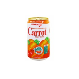 Pokka Carrot 330ml Can Singapore