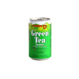 Pokka Green Tea 330ml Can Singapore