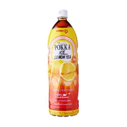 Pokka Ice Lemon Tea 1.5L Bottle Singapore
