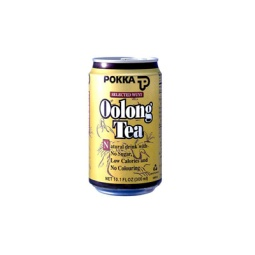 Pokka Oolong Tea 330ml Can Singapore