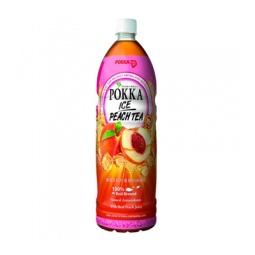 Pokka Peach Tea 1.5L Bottle Singapore