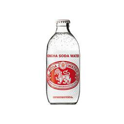 Singha Soda Water 325ml Singapore