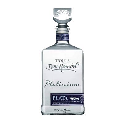Don Ramon Platinum Silver Tequila