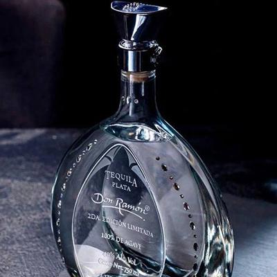 Don Ramon Platinum Anejo Tequila
