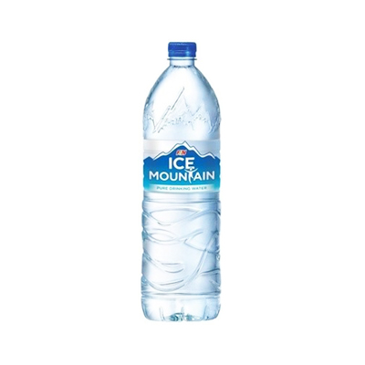Ice Mountain Mineral Water 600ml Singapore