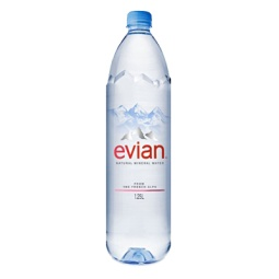 Evian Natural Mineral Water 1.25L Singapore