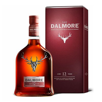 Dalmore 12 years Singapore