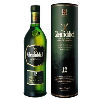 Glenfiddich 12 Years Singapore