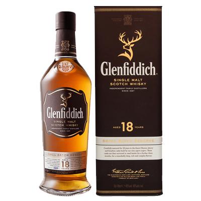 Glenfiddich 18 Years Singapore