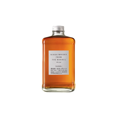 Nikka from the Barrel Singapore