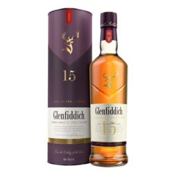 Glenfiddich 15 Years Singapore