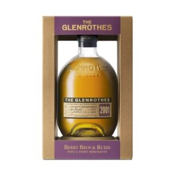 The Glenrothes 2001 Vintage Singapore
