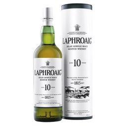 Laphroaig 10 years Singapore