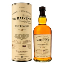Balvenie Double Wood 12 years Singapore