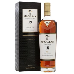 Macallan 18 Years Sherry Singapore