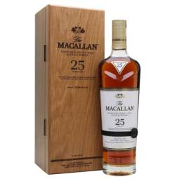 Macallan 25 Years Sherry Singapore