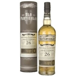 Old Particular Benrinnes 18 Years Singapore