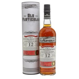 Old Particular Glenallachie 12 Years Singapore
