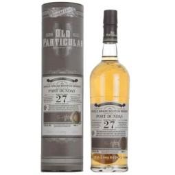 Old Particular Port Dundas 27yr Grain Whisky Singapore