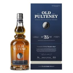 Old Pulteney 25 years Singapore