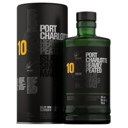 Port Charlotte 10 Year Old Singapore