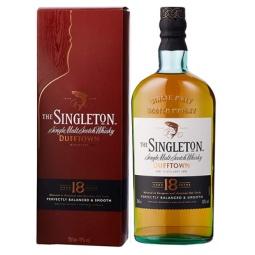 Singleton of Dufftown 18 years Singapore
