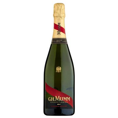 G.H Mumm Champagne Cordon Rouge Brut