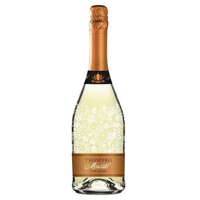 Prospero Moscato Espumoso White Sparkling Wine