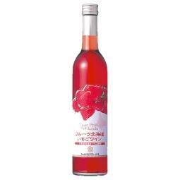 Hakodate Hokkaido Strawberry Wine Singapore