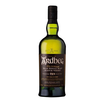 Ardbeg 10 Years Old Singapore
